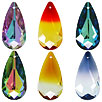 CRYSTALLIZED™ #6100 Crystal Teardrop Pendants