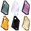 CRYSTALLIZED™ #6670 Crystal De Art Pendants
