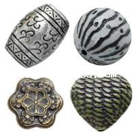 Antique Acrylic Beads