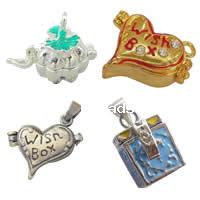 European Prayer Box Pendants