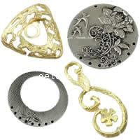 Metal Alloy Pendant Findings