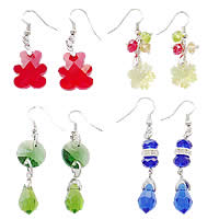 Imitation CRYSTALLIZED™ Crystal Earring