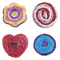 Kraft Paper Woven Beads