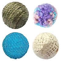 Woolen Woven Beads