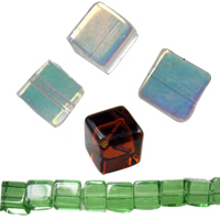 Cubic Crystal Beads