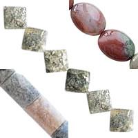 Natural Ocean Agate Beads