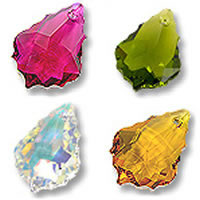 Baroque Imitation CRYSTALLIZED™ 6090 Pendants