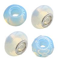 Sea Opal European Beads