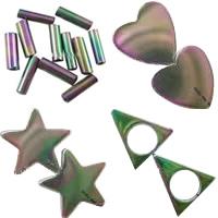 Non Magnetic Hematite Beads