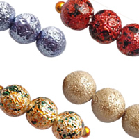 Stardust Glass Beads