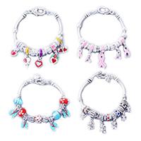 European Match Enamel Bracelets