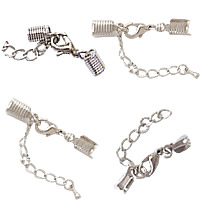 Iron Lobster Claw Cord Clasp