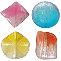 Brush Style Acrylic Beads
