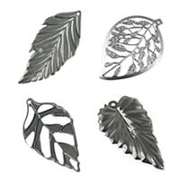 Iron Leaf Pendants