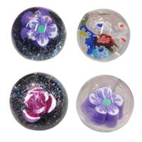 Inner Flower Resin Beads