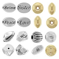 Sterling Silver Jewelry Beads