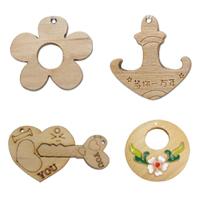 Original Wood Pendants