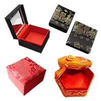 Satin Jewelry Set Box