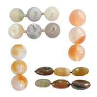 Original Color Agate Beads