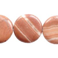 Red Malachite Beads