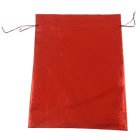 Organza Jewelry Pouches, opaque, solid color, more colors for choice, 7x9cm, Sold By PC