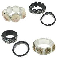Resin Shell Bracelets