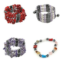 Gemstone Magnetic Bracelets