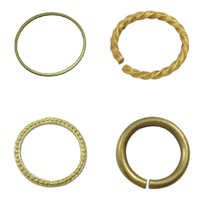 Brass Jump Ring