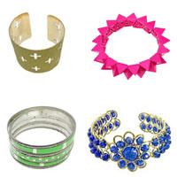 Iron Bracelet & Bangle