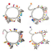 CCB Iron Chain Bracelets