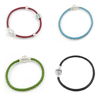 Cowhide European Bracelet Chain