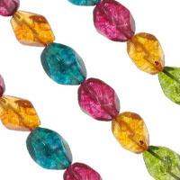Imitation Tourmaline Beads