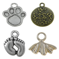 Zinc Alloy Jewelry Pendants