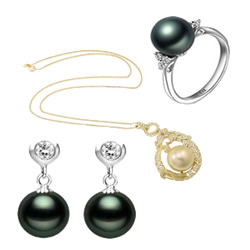 Natural Seawater Pearl Jewelry