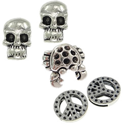 Zinc Alloy Beads Setting