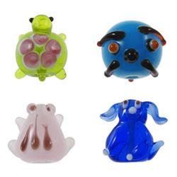 Animal Lampwork Beads