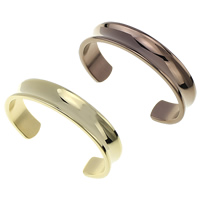 Stainless Steel Cuff Bangle, plated, open, more colors for choice, 10mm, Inner Diameter:Approx 61x48mm, Length:Approx 5.5 Inch, Sold By PC