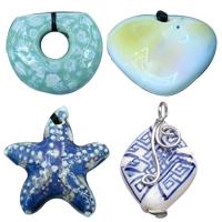 Porcelain Jewelry Pendants