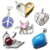 Stainless Steel Jewelry Pendant