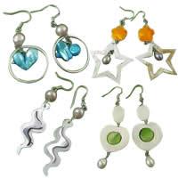 Freshwater Pearl Shell Earring
