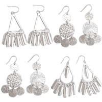 Sterling Silver Chandelier Earring