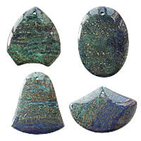 Natural Lapis Lazuli Pendants