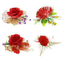 Wedding Flower Brooch