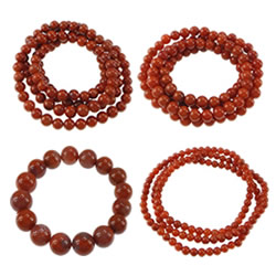 Yunnan Red Agate Bracelet