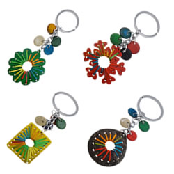 Coco Key Chain