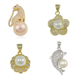 Freshwater Pearl Pendants