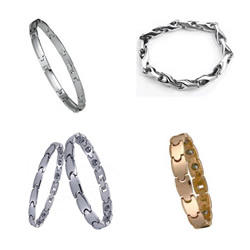Tungsten Alloy Health Bracelets