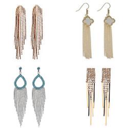 Fashion Fringe Earrings
