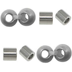 Stainless Steel Crimp Beads