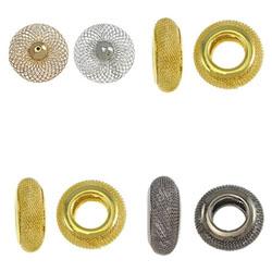 Iron Mesh Beads